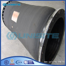 Best Quality for Water Rubber Hose Black dredging consturction rubber hose export to Northern Mariana Islands Factory