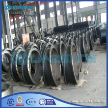 ODM for Leading Manufacturer Welded Bend With Flanges Steel metal bending pipe fittings export to Colombia Factory