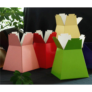 Wholesale Distributors for Dry Flower Packaging Corrugated Flower Package Boxes export to Georgia Wholesale