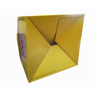 Wholesale Wine Bottle Single Corrugated Packaging Box