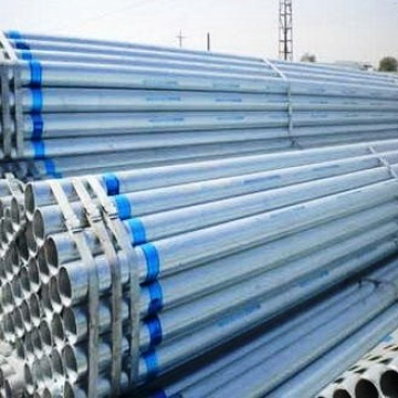 Class B Galvanized Round Welded Steel Pipe