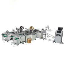 Surgical mask machine disposable