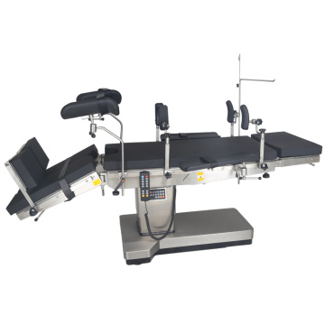 High grade stainless steel electric operating table