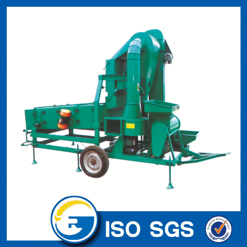 Complete Set Wheat Corn Seed Cleaner Machine