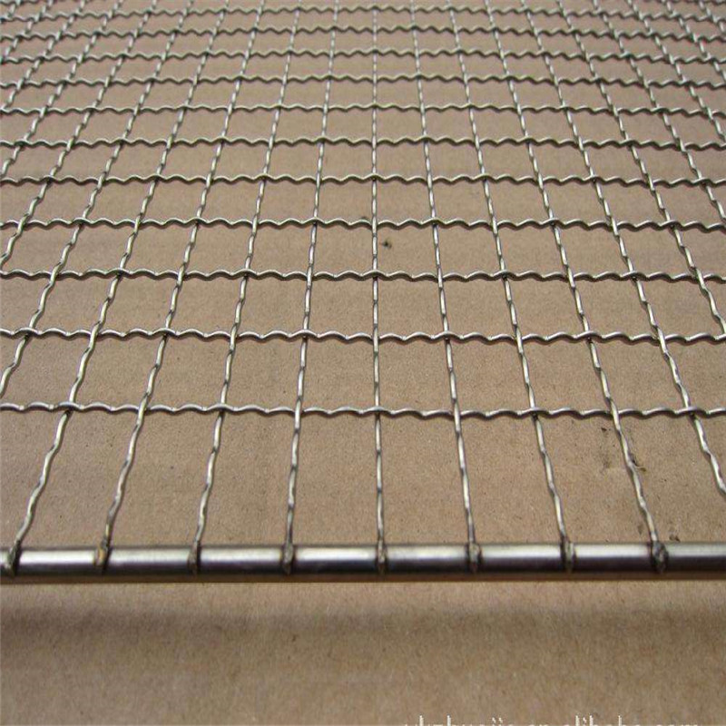 Stainless Steel Roasting Crimped Wire Mesh