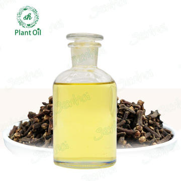 100% Natural Pure Clove Essential Oil for Cosmetics
