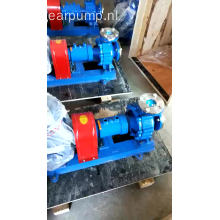 Heat thermal horizontal end suction centrifugal oil pump