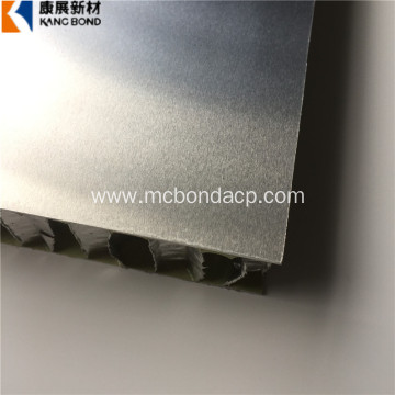 Light Weight Decoration Materials Metal Honeycomb Panels