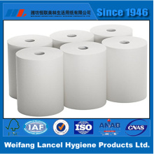 China for Laminated Paper Towel Roll Virgin Hardwound Roll Towel supply to Costa Rica Factory