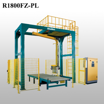 Pallet Rotary arm wrapping machine