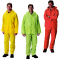 High Quality Durable Vinyl Rain Suit