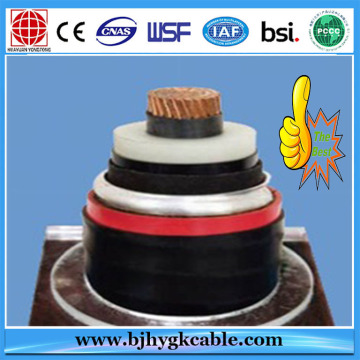 132KV 1*800sqmm Copper XLPE Insulated Power Cable