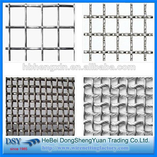 crimped wire mesh high quality