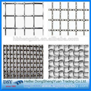 Crimped Wire Screen High Quality Crimped Wire Mesh
