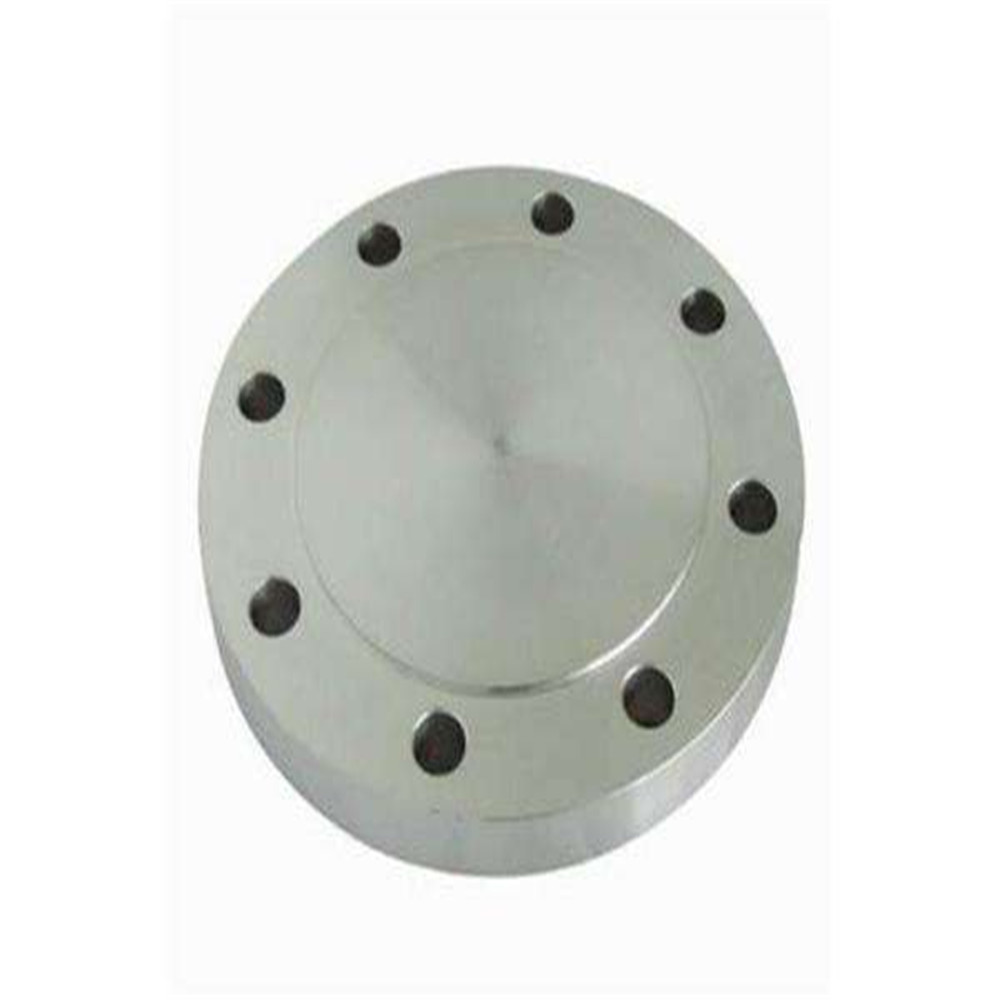A105 forged flange class150 DN50 welded blind neck flange