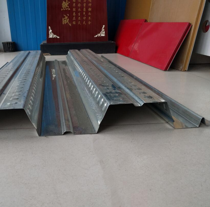 Galvanized Steel Floor Deck Cold Roll Forming Mill China