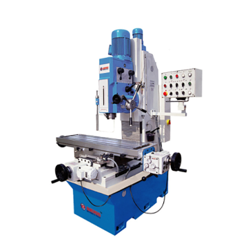 Bed-type Milling Machine Automatic spindle feed