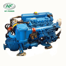 HF-498T water cooled 100 hp boat engine