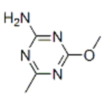 1,3,5-Triazin-2-amine,4-methoxy-6-methyl CAS 1668-54-8
