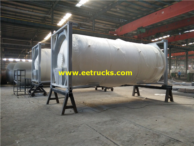 LPG Tank Sealed Containers