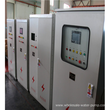 Outdoor electric control cabinet