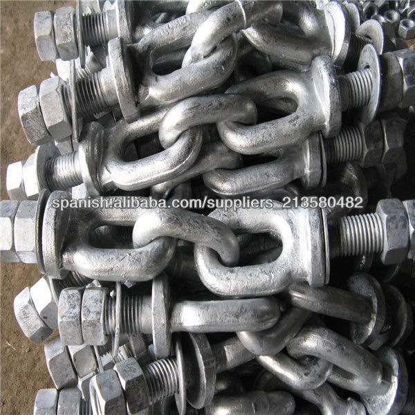Hot Galvanized Forged Eye Bolt