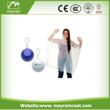 20 Years manufacturer for Pe Poncho OEM Promotion Disposable Rain Poncho in Ball supply to Lithuania Factories