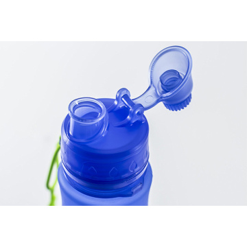 BPA Free Leak Proof Silicone Water Bottle