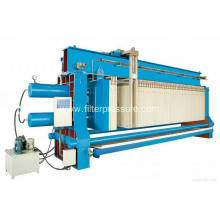 Hydraulic Driven Food Beverage Chamber Filter Press