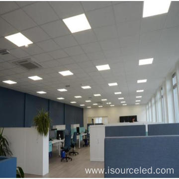 2x4 led ceiling light panel 18w 5000k Aluminium