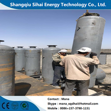 Short Lead Time for Waste Motor Oil Distillation Plant Waste motor oil extracting distillation plant export to Antarctica Wholesale