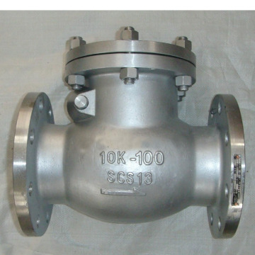 JIS stainless steel Check Valve