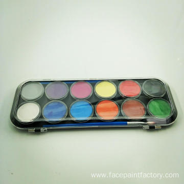 Face Painting Palette Kit for Children's Party