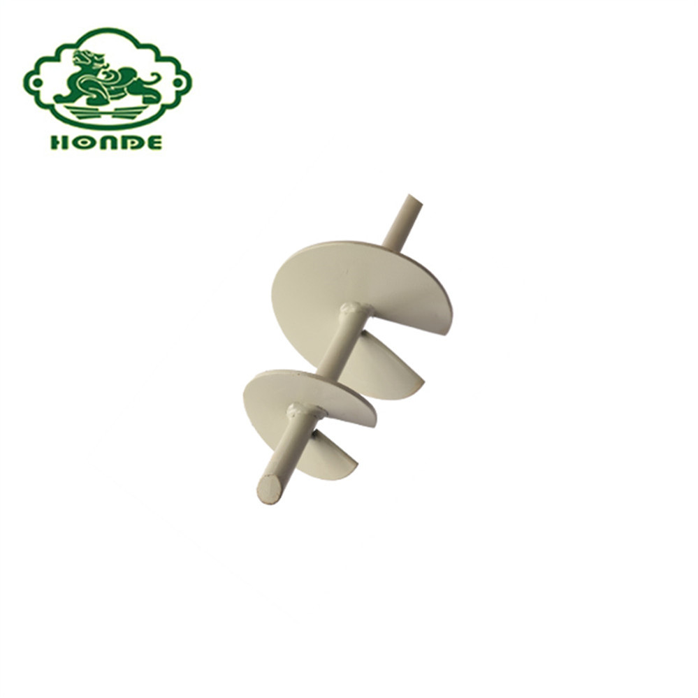 Ground Screw Anchor For Farm