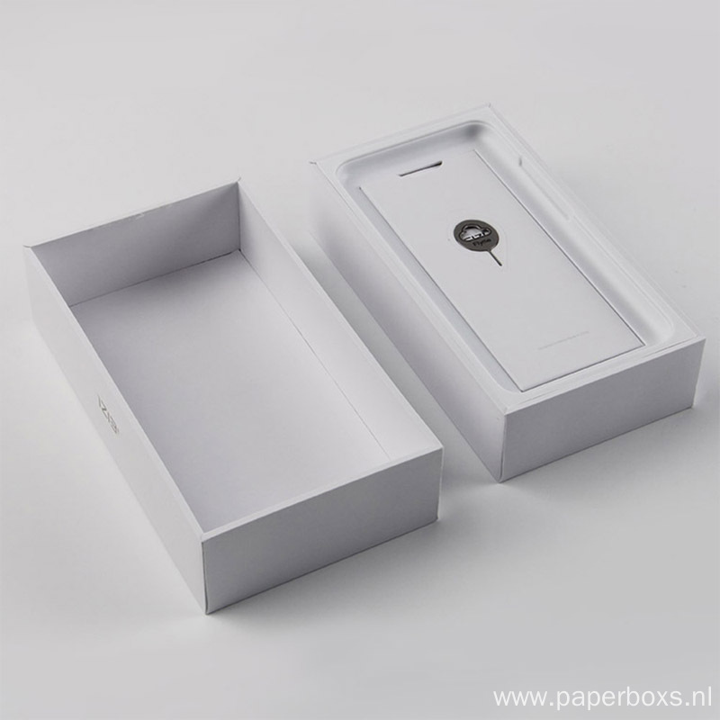 Customized mobile phone/iphone case packaging box
