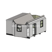 Smarthouse Hurricane Proof Modern Prefab Foldable House