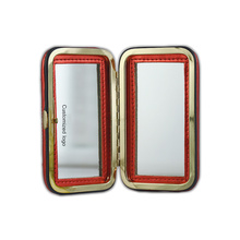 makeup mirror compact easy to carry out