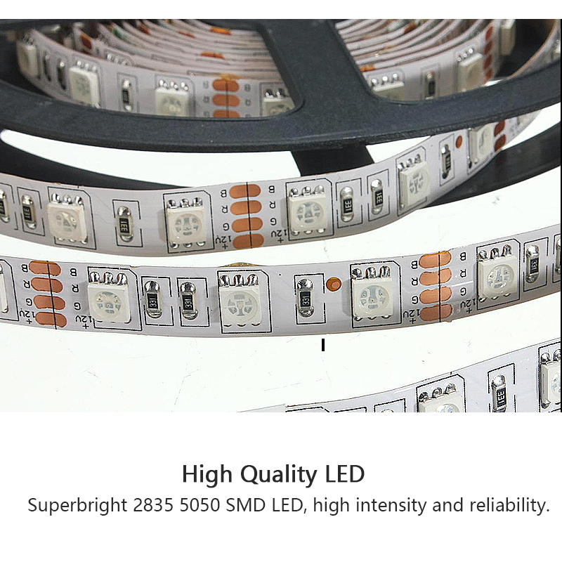 Waterproof SMD5050 LED Grow Strip