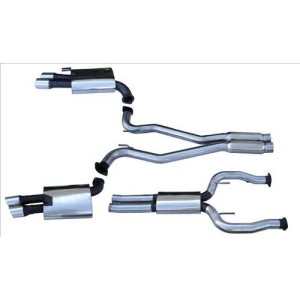"Holden VE 3"" Exhaust System"