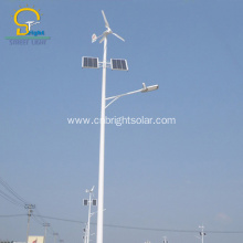 China New Product for 60W Solar Street Lights wind solar hybrid controller street light export to Benin Factory