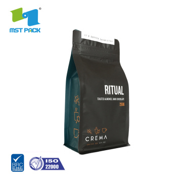 brown paper coffee bags wholesale