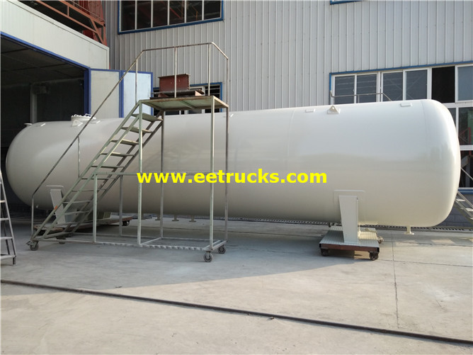 Bulk ASME Propylene Gas Tanks