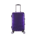 Women travel school carry on board PVC luggage