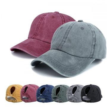 Good Quality for Women'S Baseball Caps Kodior ponytail baseball hats cap supply to Cameroon Supplier