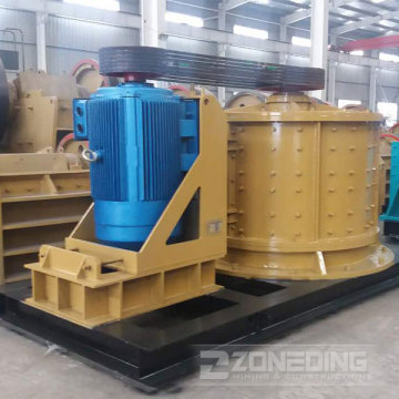 Small Mining Gravel Compound Crusher For Sale