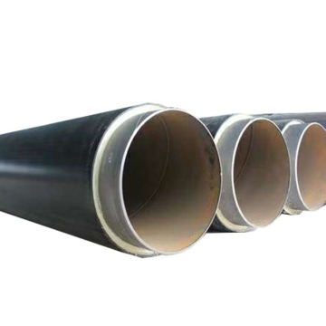 Prefabricated Directly Buried Thermal Foam Insulation Pipe