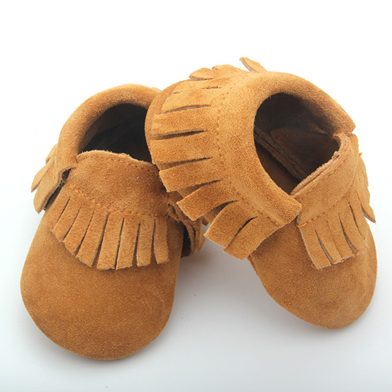 Multi colors Infant Shoes Prevalent Baby Moccasin Shoes