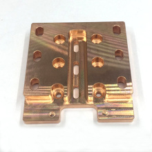Best-Selling for Machining Beryllium Copper High Speed Machining Copper Fixed Plate export to Canada Importers