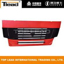Top for Sinotruck Howo Cabin Parts HOWO PARTS cabin front cover AZ1642110013 supply to Guadeloupe Factory