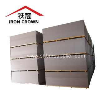 Shock-Resistant Anti-moss Fireproof Fiber Cement Board